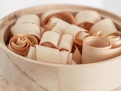 Zirbenlocken für Zirbenlüfter - Zirbenholz